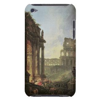 Italian landscape iPod touch cover