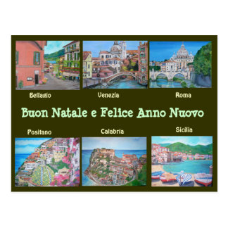Italian Landscapes - Postcards