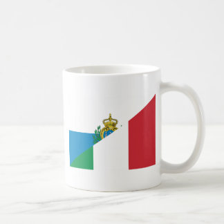 Italian Language, hybrids Coffee Mugs