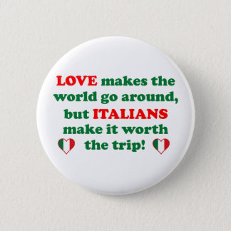 Italian Love Button