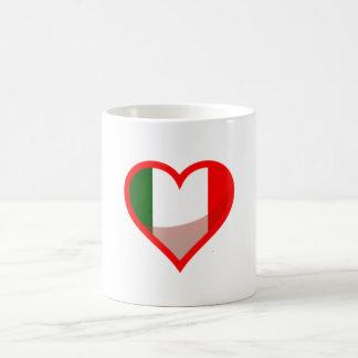Italian love mugs