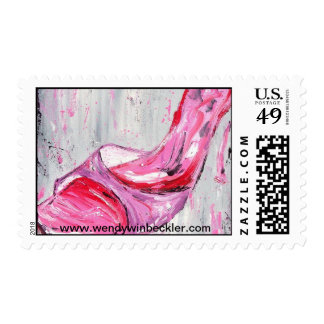 Italian Love Postage Stamps