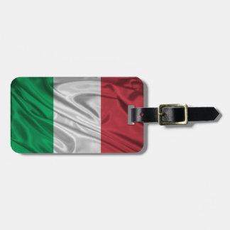 Italian Bag Tag