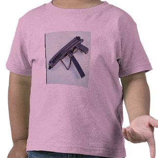 Italian Luigi Franchi 9mm sub machine gun T-shirts