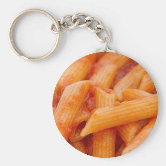 italian macaroni keychain