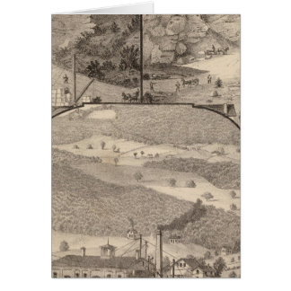 Italian Marble Mills and Quarries Card