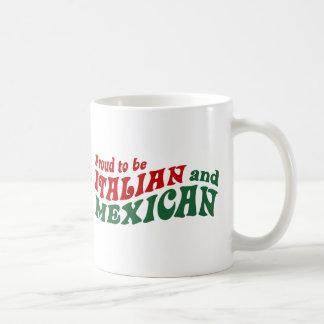 Italian Mexican Coffee Mug