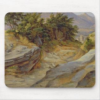 Italian Mountain Landscape, c.1824 Mouse Pad