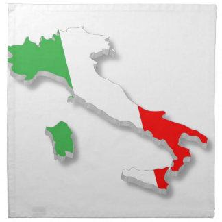 Italian Printed Napkin