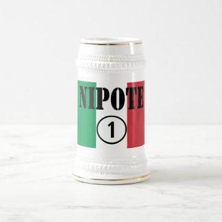 Italian Nephews Nieces & Grandchildren : Nipote #1 Mugs