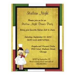 funny dinner invitations zazzle