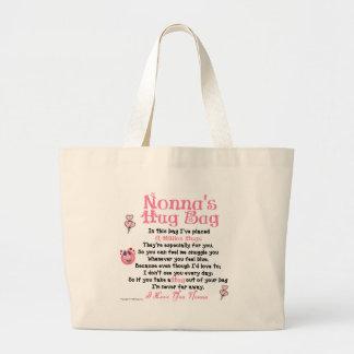 Italian -  Nonna - Single Verse Tote Bags