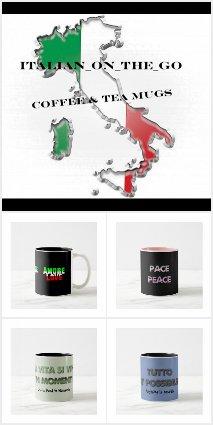 Italian_on_the_Go Coffee & Tea Mugs