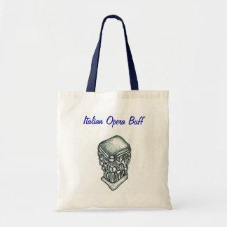 Italian Opera Buff Tote Bag