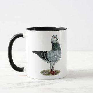 Italian Owl Grizzle Pigeon Mug