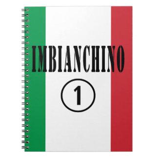 Italian Painters : Imbianchino Numero Uno Spiral Notebook