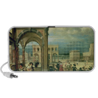 Italian Palace, 1623 iPod Speaker