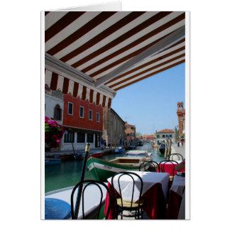 Italian Paradise Note Card