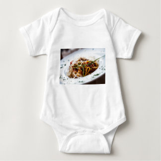 Italian Pasta Baby Bodysuit