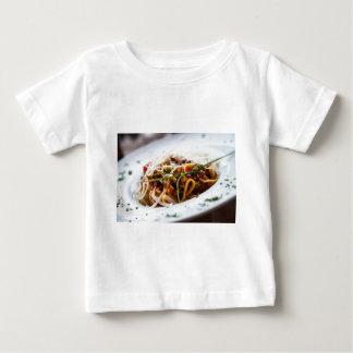 Italian Pasta Baby T-Shirt