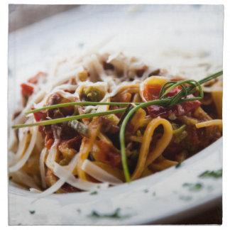 Italian Pasta Napkins