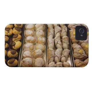 Italian pastries iPhone 4 cover