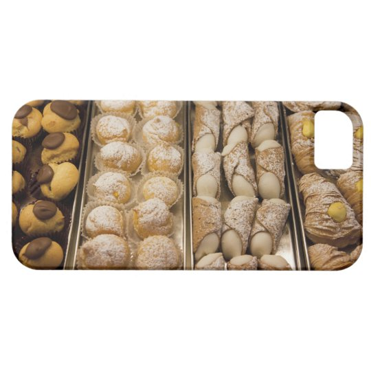 Italian pastries iPhone SE/5/5s case