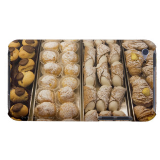 Italian pastries iPod touch case