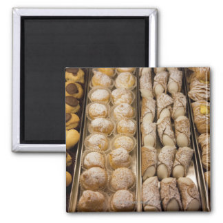 Italian pastries magnet