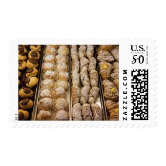 Italian pastries postage