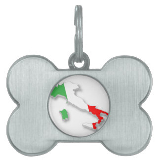 Italian Pet ID Tags