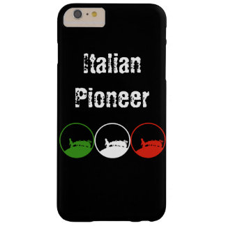 ITALIAN PIONEER BARELY THERE iPhone 6 PLUS CASE