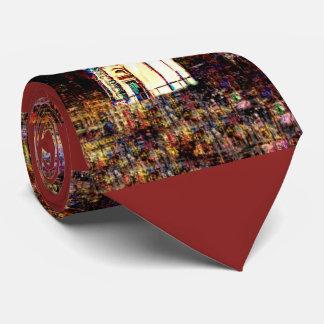 Italian Pisa necktie