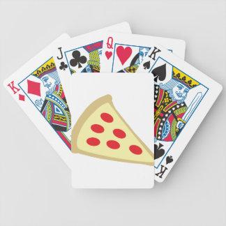 italian pizza card deck