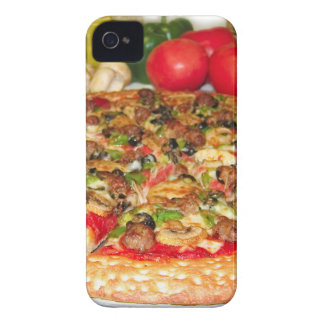 Italian Pizza Case-Mate iPhone 4 Case