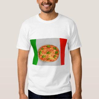 ITALIAN PIZZA MEN'S BASIC T-SHIRT