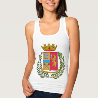 Italian Police Coat of Arms Tank Top