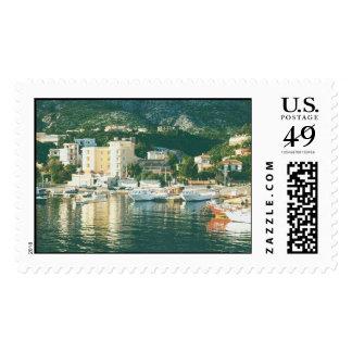 Italian Port Postage Stamps