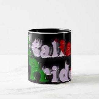 Italian Pride coffee mug