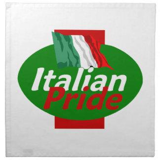ITALIAN PRIDE CLOTH NAPKIN