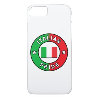 Italian Pride phone case