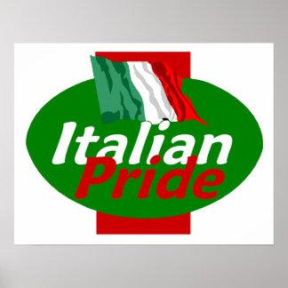 Italian Pride POSTER Print