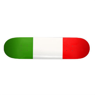 Italian Pride Skate Board Decks