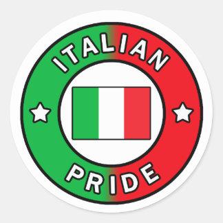 Italian Pride sticker