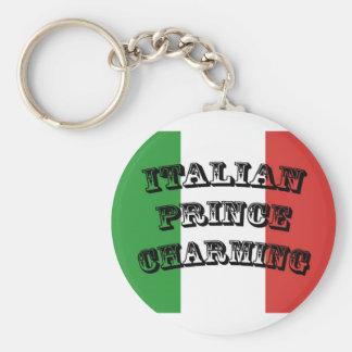 Italian Prince Key chain