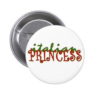 Italian Princess Pins