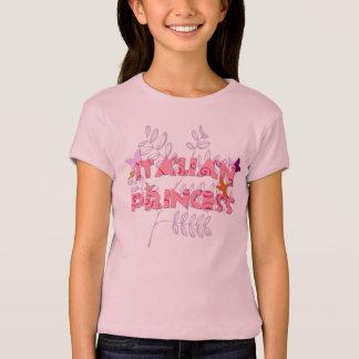 Italian Princess Kids T-Shirt