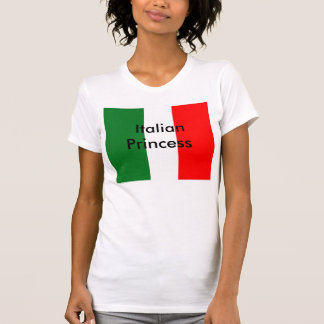 Italian Princess Tee Shirts