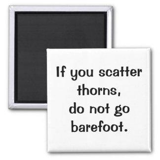Italian Proverb Magnet No.84