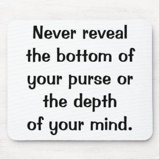 Italian Proverb Mousepad No 117
